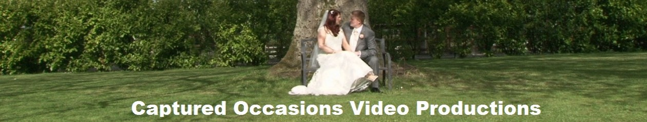 Captured Occasions Video Productions